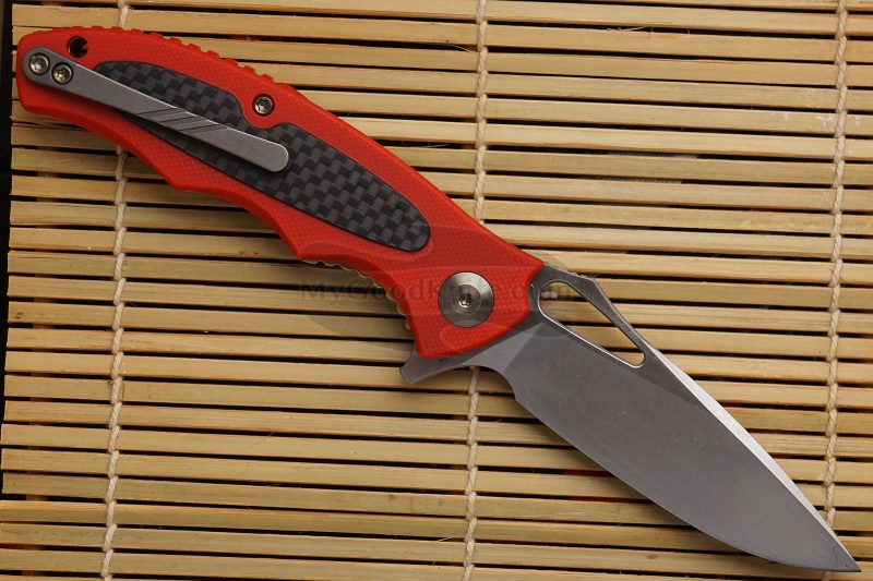 Photo #2 Folding knife CIVIVI Shard Red C806D 7.5cm