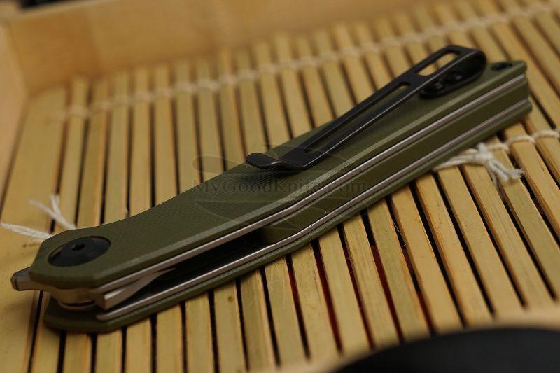 Фотография #3 Складной нож CIVIVI Mckenna Зеленый C905B 7.4см