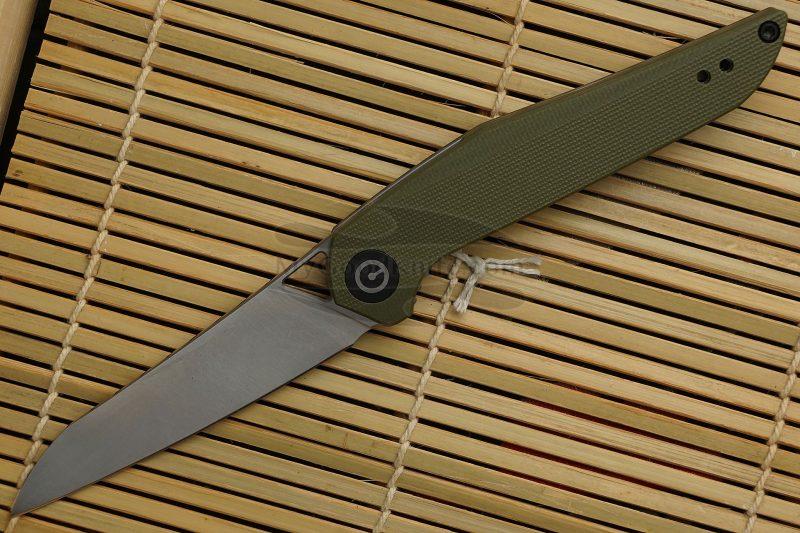 Фотография #1 Складной нож CIVIVI Mckenna Зеленый C905B 7.4см