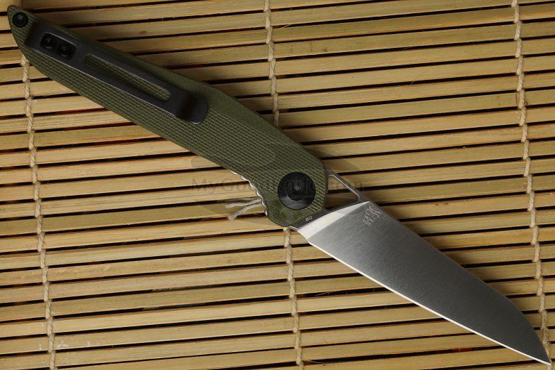 Фотография #2 Складной нож CIVIVI Mckenna Зеленый C905B 7.4см