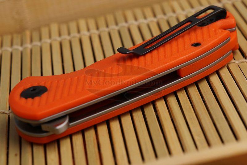 Valokuva #3 Kääntöveitsi CIVIVI Durus, Oranssi C906C 7.6cm