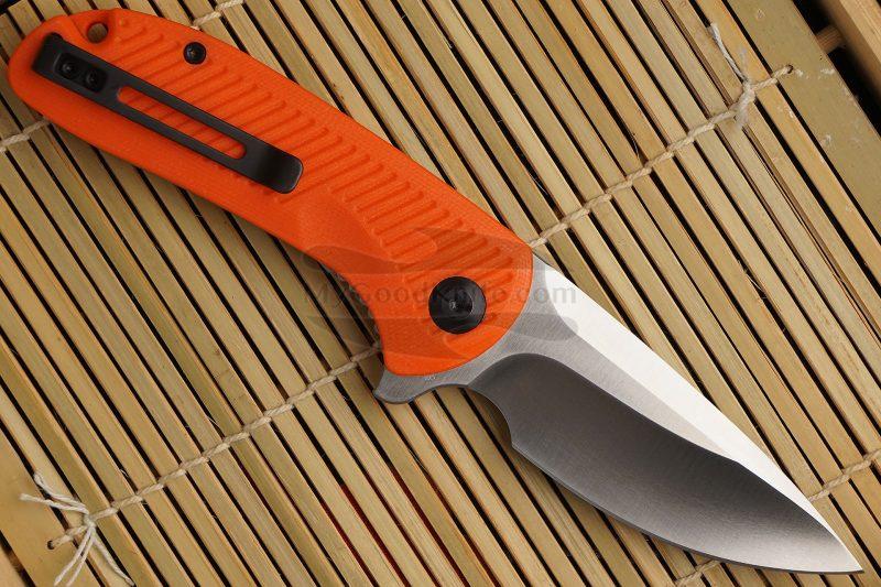 Valokuva #2 Kääntöveitsi CIVIVI Durus, Oranssi C906C 7.6cm