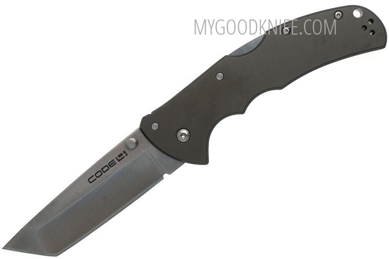 Фотография #4 Cold Steel Code 4  Tanto Point 58TPT