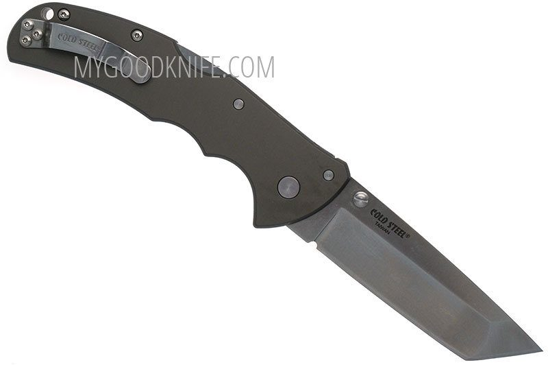 Фотография #6 Cold Steel Code 4  Tanto Point 58TPT