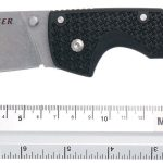 Photo #4 Cold Steel Extra Large Voyager Clip Point Plain Edge  (CS29TXC)