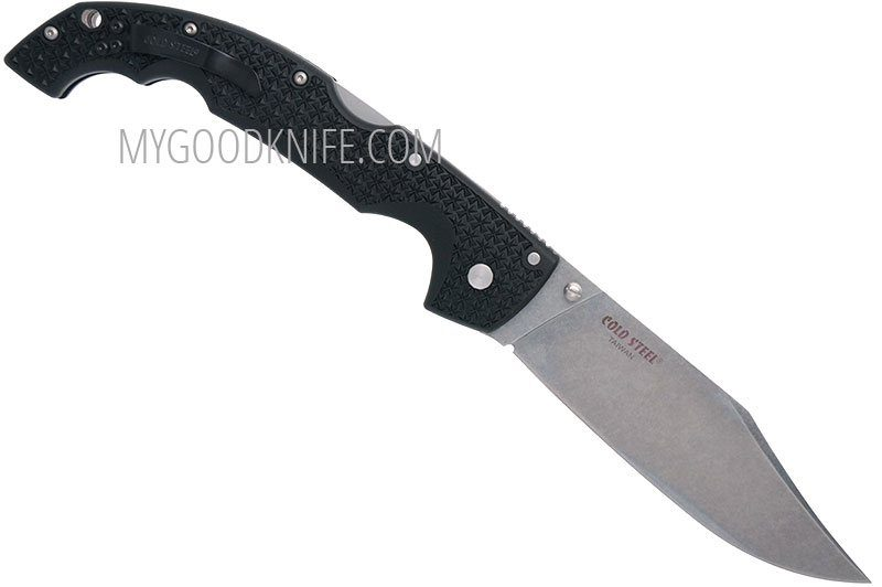 Photo #2 Cold Steel Extra Large Voyager Clip Point Plain Edge  (CS29TXC)
