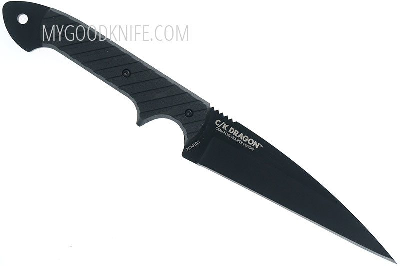 Photo #2 CRKT Dragon Fighting knife 2010K