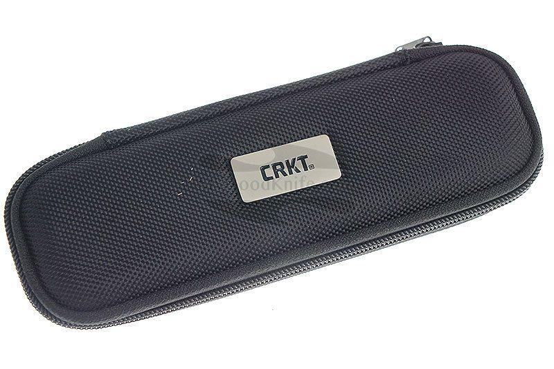 Photo #3 CRKT Tao 2 Tactical Pen, gray, TPENAEG