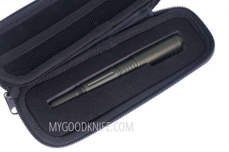 Photo #3 CRKT Tactical Tao Pen Black Olive