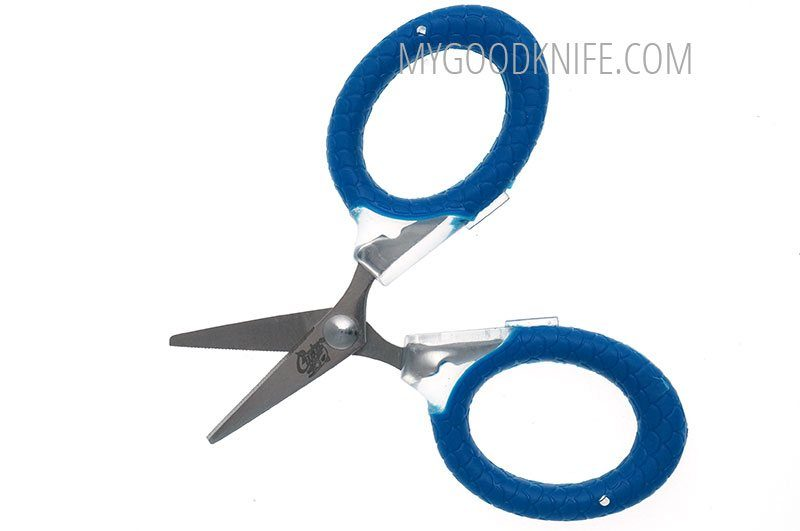 Photo #3 Cuda Titanium Nitride Bonded Micro Scissors