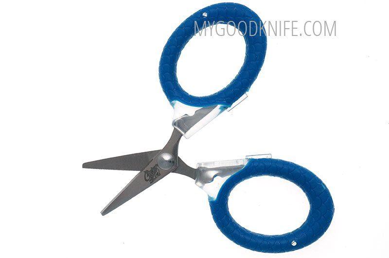Фотография #3 Cuda Titanium Nitride Bonded Рыбацкие ножницы