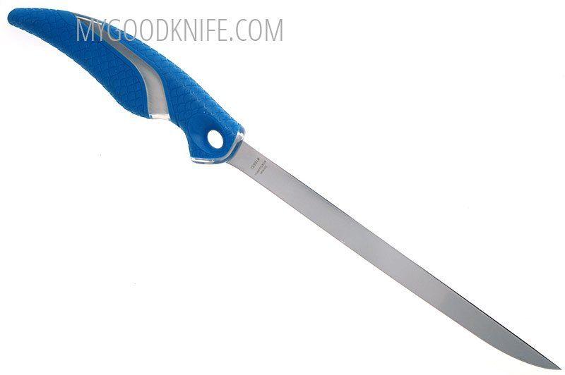 Valokuva #1 Cuda 9″ Titanium Bonded Flex Fillet Knife