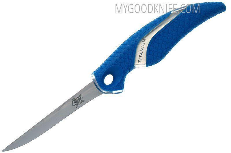 Фотография #2 Cuda 4″ Titanium Bonded Fillet Knife