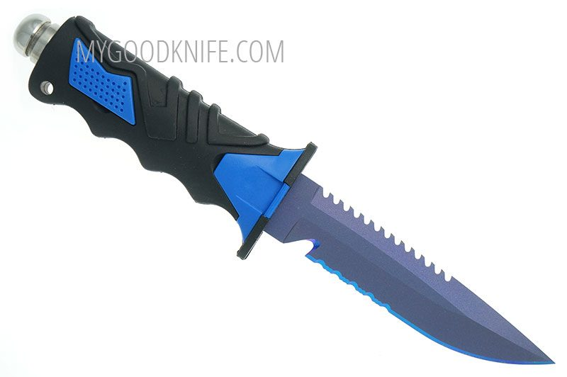 Photo #1 Ocean Master Dive Knife (QT500LS)