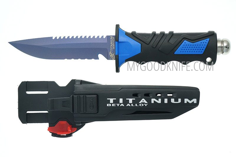 Photo #6 Ocean Master Dive Knife (QT500LS)