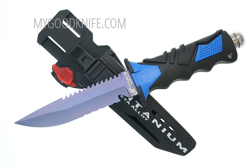 Photo #3 Ocean Master Dive Knife (QT500LS)
