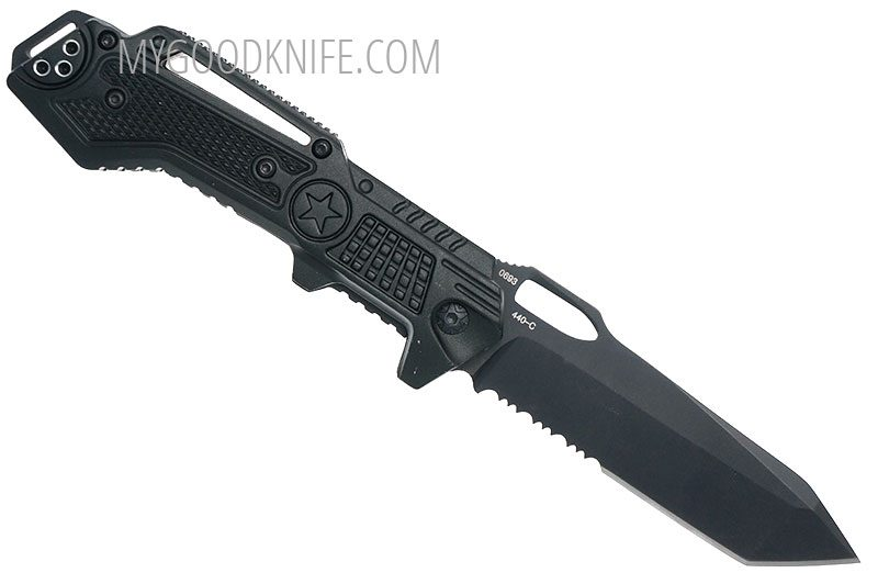 Photo #2 Boker Plus AK-10 Tanto (01KAL10T)