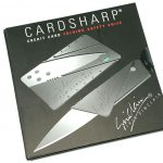 Photo #2 Iain Sinclair CardSharp2 Credit Card Folding Safety (IS1)