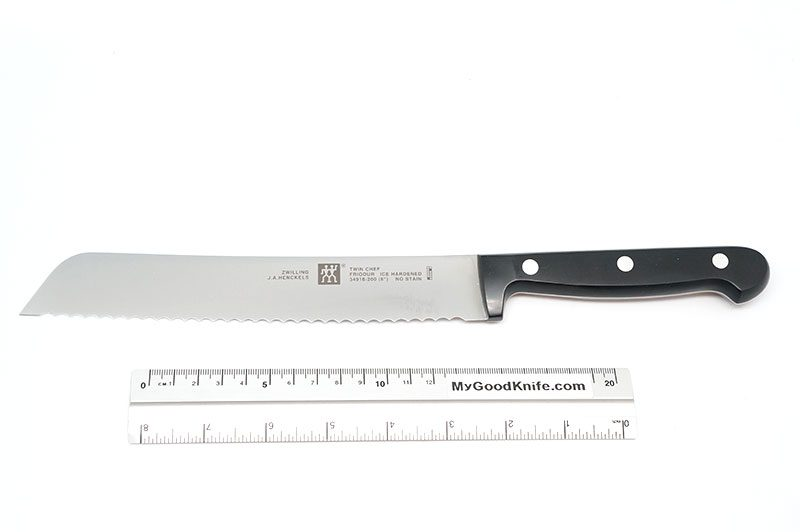 Photo #5 Zwilling Twin Chef Bread knife, 20 sm (34916201)