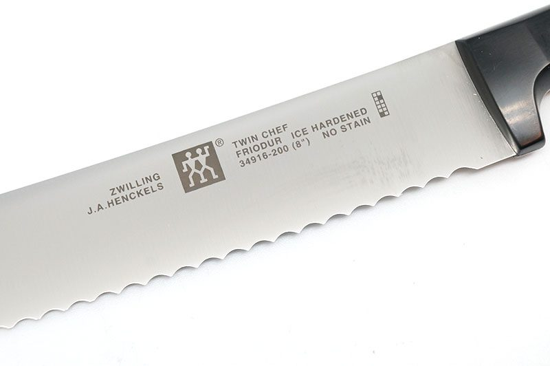 Photo #4 Zwilling Twin Chef Bread knife, 20 sm (34916201)
