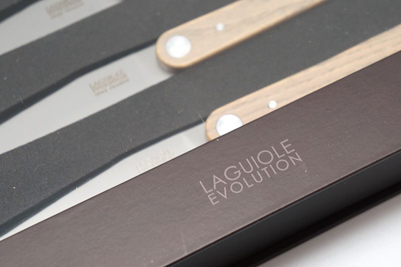 Photo #1 Tarrerias-Bonjean Set of 6 Steak knives Intuition (446510)