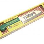 Фотография #2 Tojiro Brisa Bonita Детский кухонный  нож (зеленый)  (BB-4)