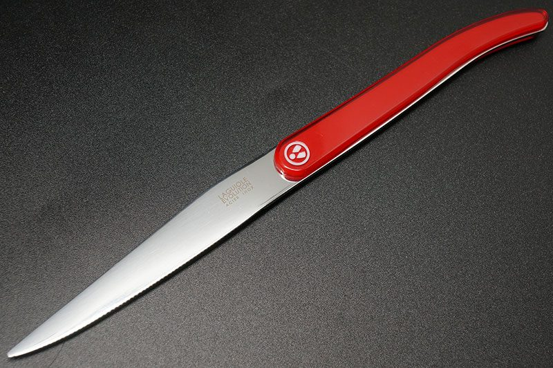 Photo #3 Tarrerias-Bonjean White Block  6 Intuition  knives Red  (445640)