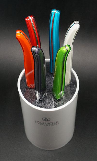 Фотография #6 Tarrerias-Bonjean Acidules Набор столовых ножей, 6 шт  (445630)