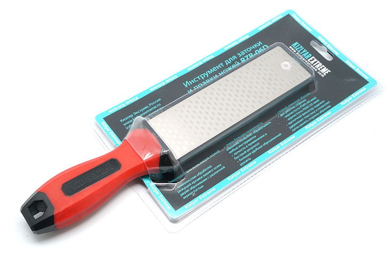 Photo #1 Kizlyar Extreme Sharpener RZR-06D (red)