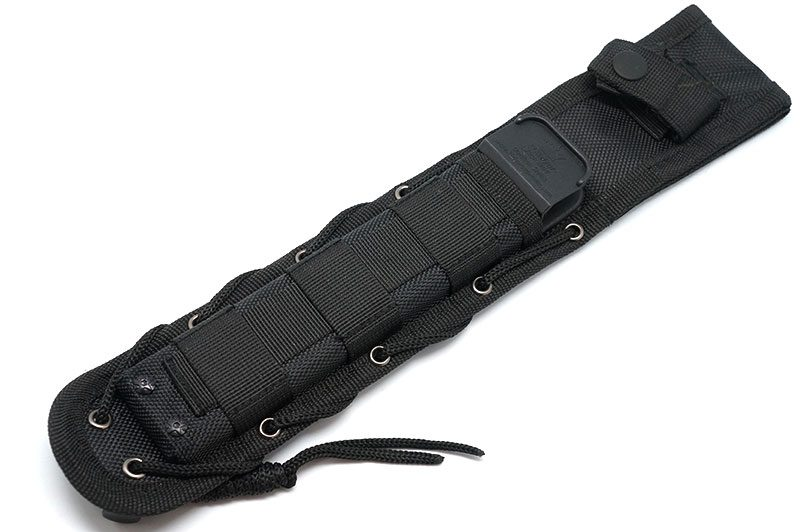 Photo #1 Kizlyar Supreme Sheath MOLLE Outdoor Black