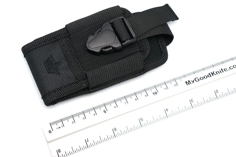 Photo #1 Kizlyar Supreme AMP 3 Accessory pouch Black