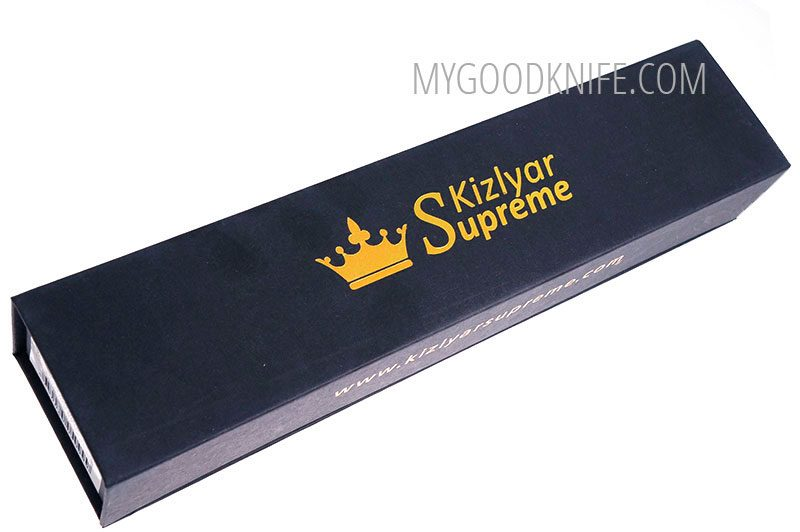 Photo #4 Kizlyar Supreme Alpha  D2 Grey Titanium