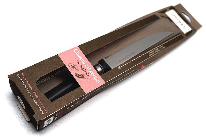 Фотография #3 Opinel Intempora No 220  Нож для  тонкой  нарезки, 16 см  (001482)