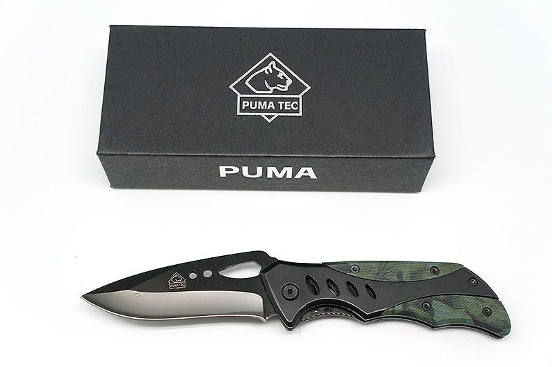 Фотография #2 PUMA TEC one-hand knife (7301611)