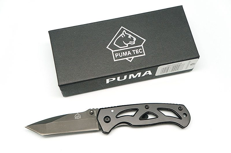 Photo #5 PUMA TEC one-hand knife (7305009)