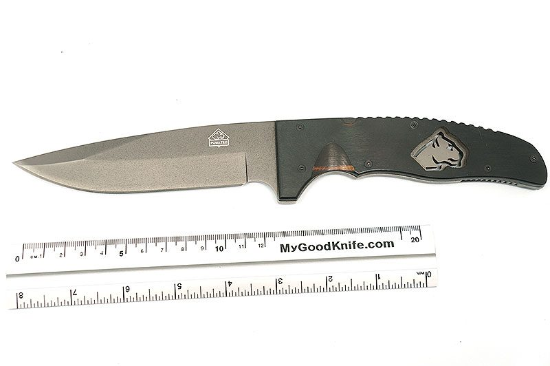 Photo #6 PUMA TEC belt knife (7321313)
