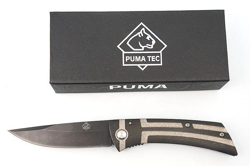 Photo #1 PUMA TEC pocket knife (7308810)
