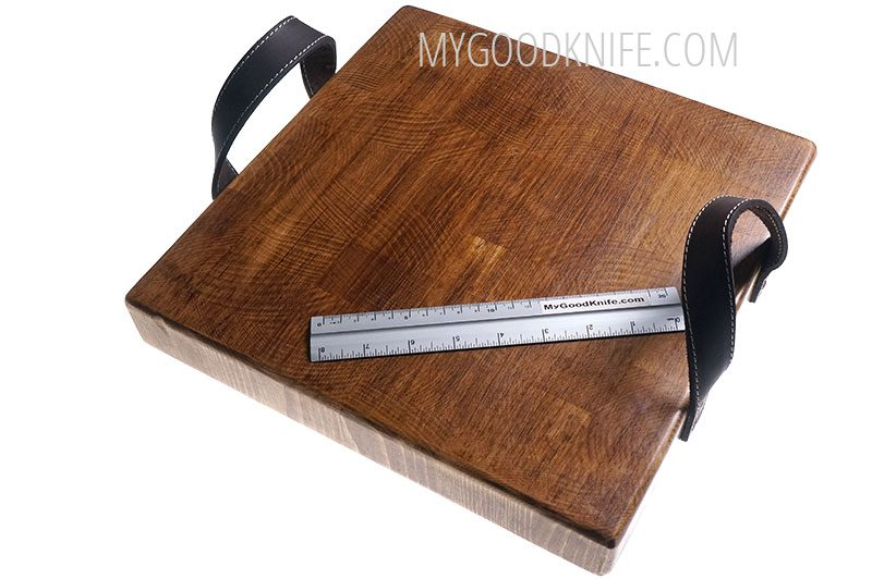 Photo #3 EtuHOME Heritage Square Cross Cut Serving Board