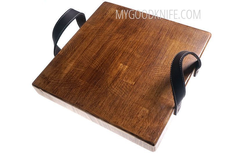 Фотография #1 EtuHOME Heritage Square Cross Cut Serving Board