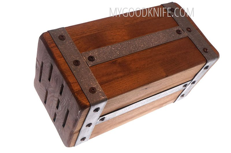 Фотография #1 EtuHOME Square Galvi Knife Block