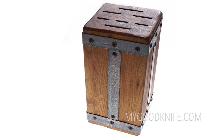 Фотография #2 EtuHOME Square Galvi Knife Block
