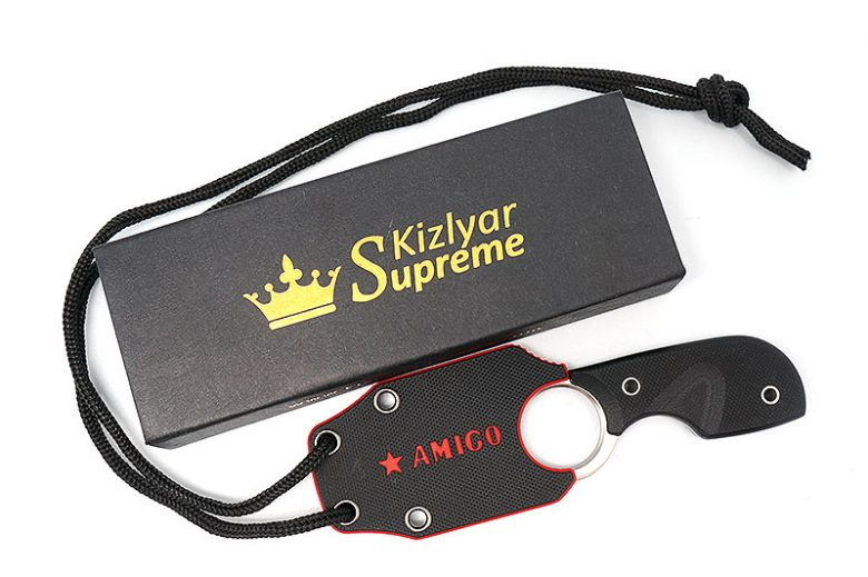 Photo #4 Kizlyar Supreme Amigo X AUS-8 Satin