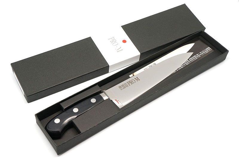 Фотография #4 Pro-M 7004 Seki Kanetsugu Поварской  нож, 18 см