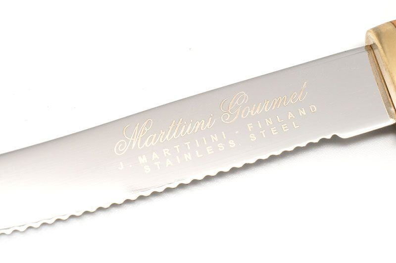 Photo #3 Steak knives Gourmet set (6 knives) Marttiini (1440016)