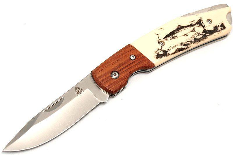 Фотография #1 PUMA TEC Карманный нож (Рыба)  (324011)