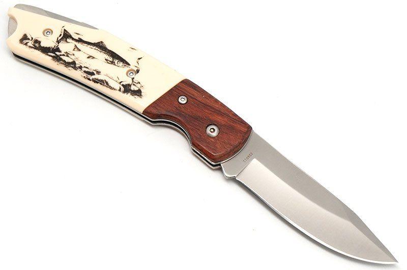 Фотография #4 PUMA TEC Карманный нож (Рыба)  (324011)