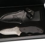 Photo #1 PUMA TEC damascus belt knife (269508)