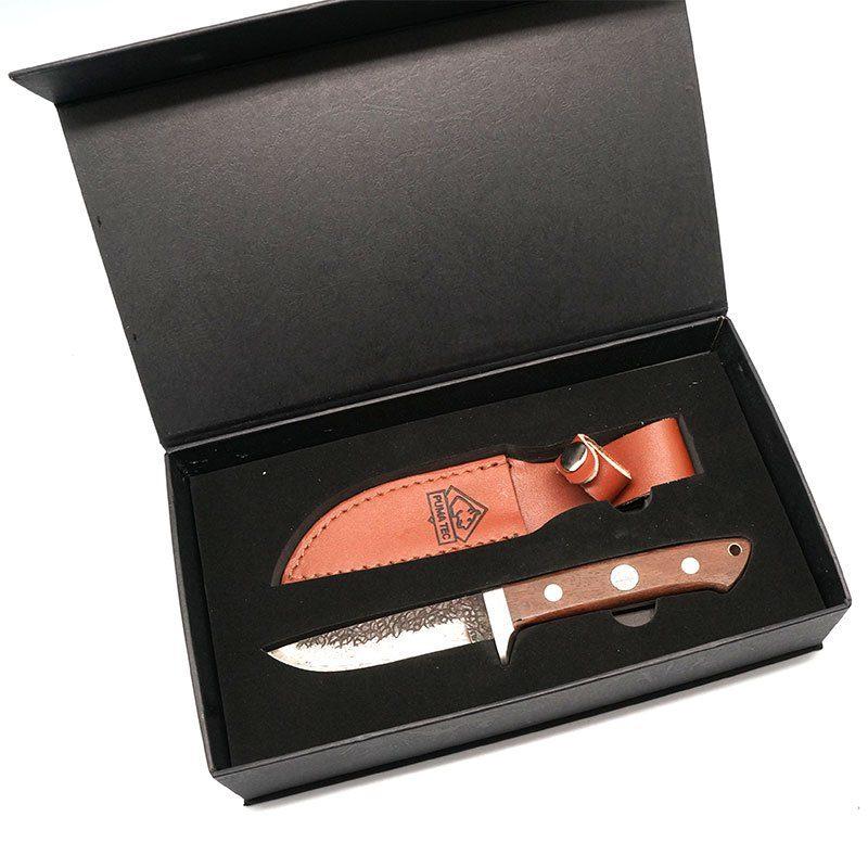 Photo #4 PUMA TEC belt knife damascus (309509)