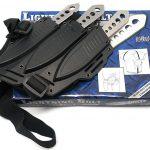 Photo #4 United Cutlery Lightning Bolt Thrower (UC1255)