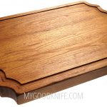 Photo #1 EtuHOME  Arched Cutting Board